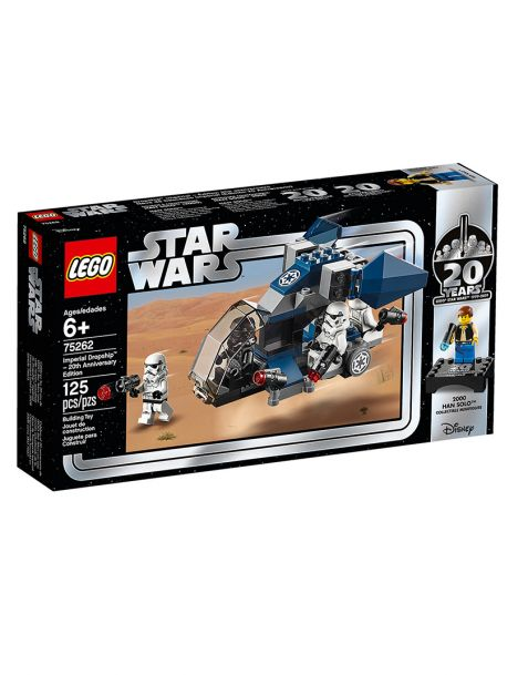 LEGO Star Wars - Imperial Dropship 20th - 75262