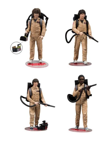McFarlane Toys Stranger Things - Ghostbusters