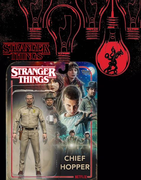 McFarlane Toys Stranger Things - Chief Hopper