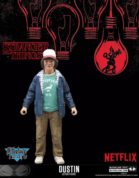 McFarlane Toys Stranger Things - Dustin