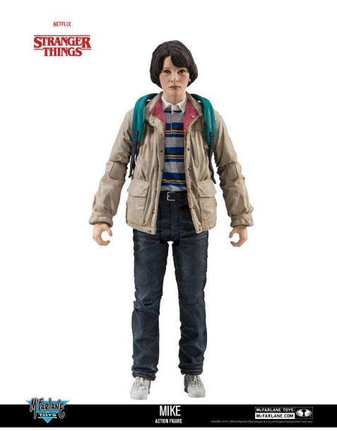 McFarlane Toys Stranger Things - Mike