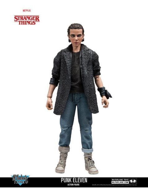 McFarlane Toys Stranger Things - Punk Eleven