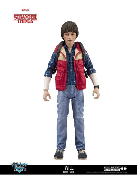 McFarlane Toys Stranger Things - Will