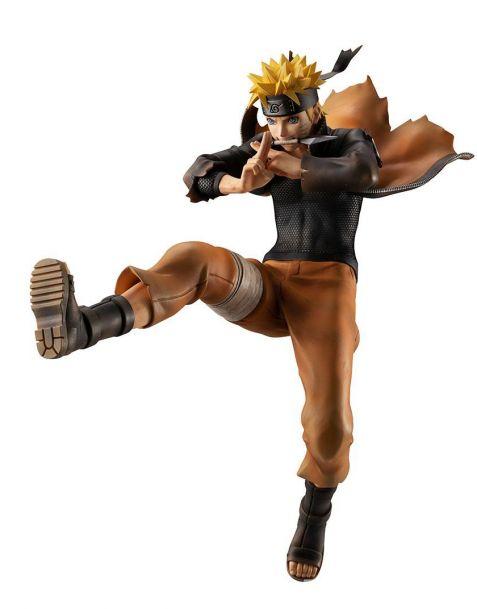 Naruto Shippuden G.E.M. - Uzumaki Naruto Shinobi World War Ver.