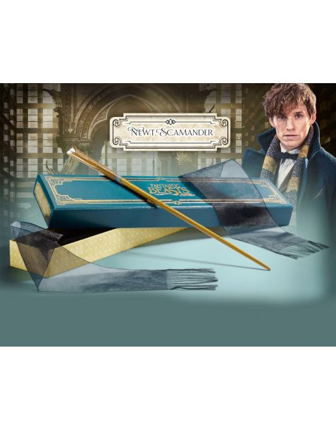 Fantastic Beasts - Bacchetta Newt Scamander