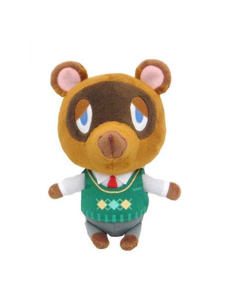 Nintendo Animal Crossing peluche Tanukichi Tom Nook