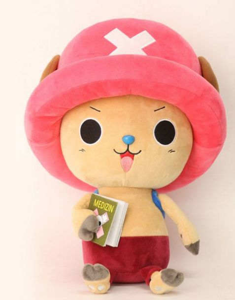One Piece Sakami Chopper peluche 45 cm