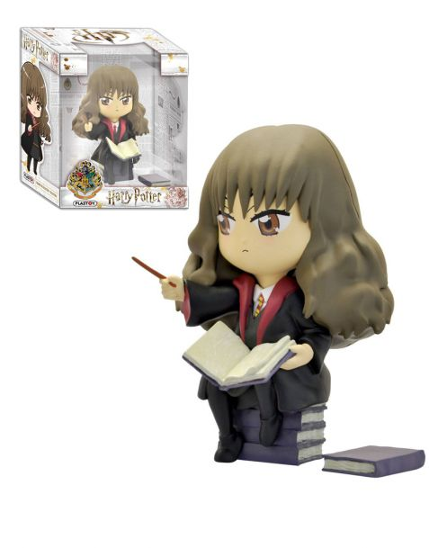 Plastoy Harry Potter - Hermione Granger Studying A Spell
