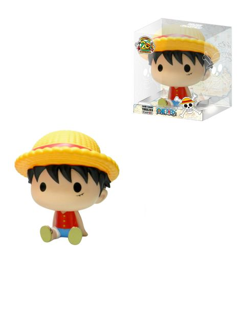 Plastoy One Piece - salvadanaio Luffy