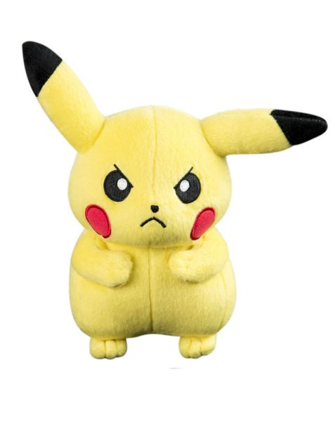 Pokemon peluche Pikachu arrabbiato