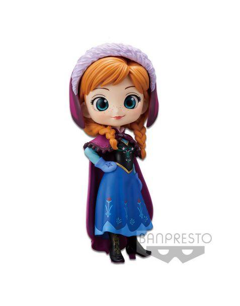 Q Posket Disney Anna - A Normal Color Version