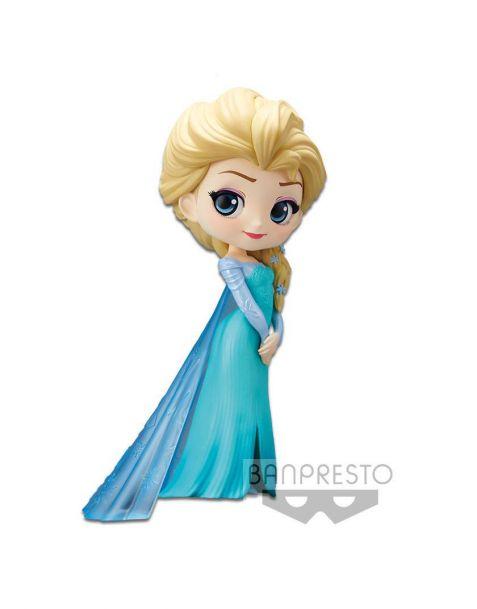 Q Posket Disney Elsa - A Normal Color Version