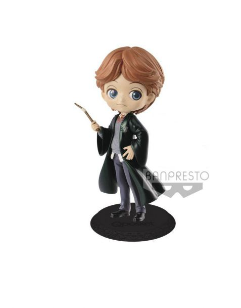 Q Posket Ron Weasley - Harry Potter Pearl Color Version