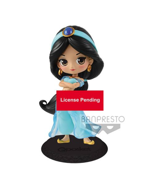 Q Posket Disney Jasmine Princess Style - A Normal Color Version