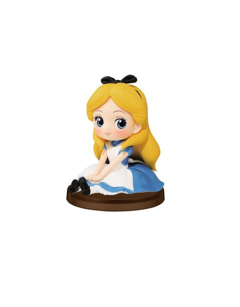Q Posket Disney Alice - Petit Girls Festival Mini Figure
