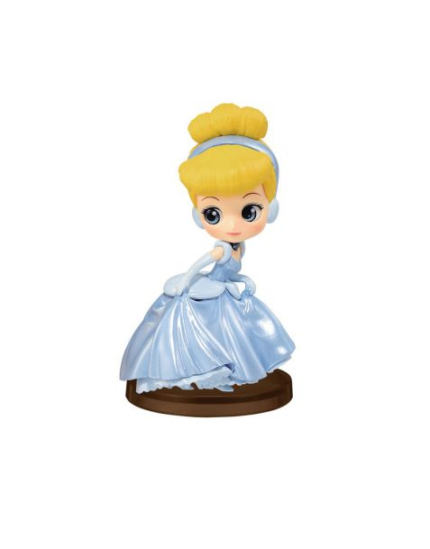 Q Posket Disney Cinderella - Petit Girls Festival Mini Figure