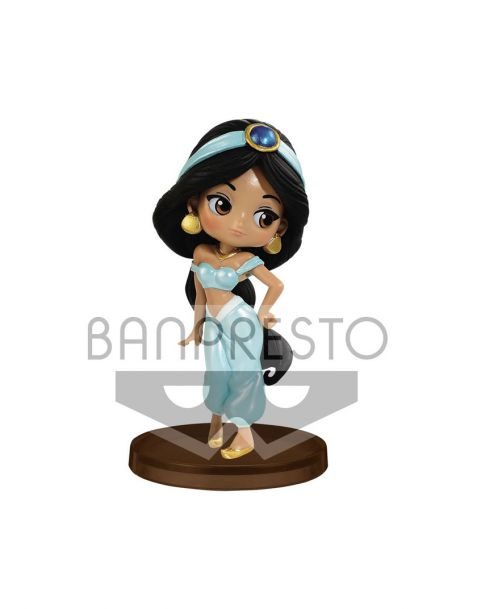 Q Posket Disney Jasmine - Petit Girls Festival Mini Figure