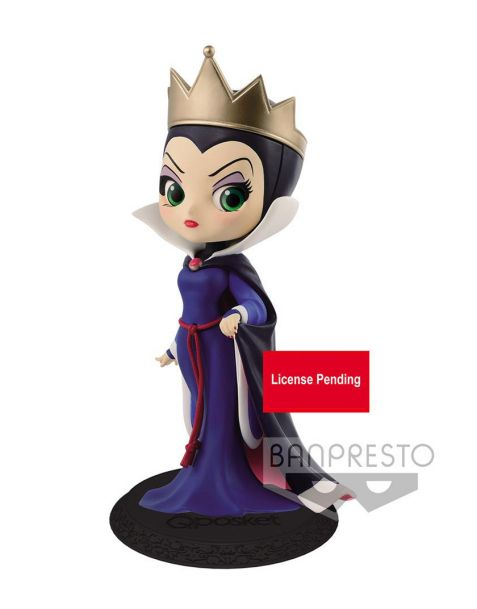 Q Posket Disney Snow White - Queen Ver. B
