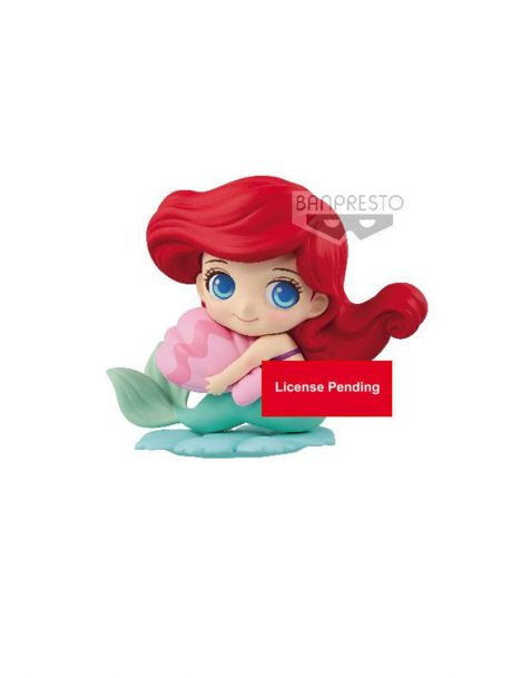 Q Posket Disney Sweetiny Ariel - A Normal Color Version