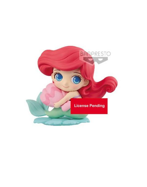 Q Posket Disney Sweetiny Ariel - Milky Color Version
