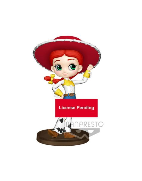Q Posket Disney Jessie - Petit Mini Figure