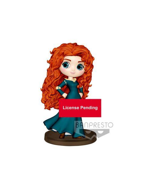 Q Posket Disney Merida - Petit Mini Figure