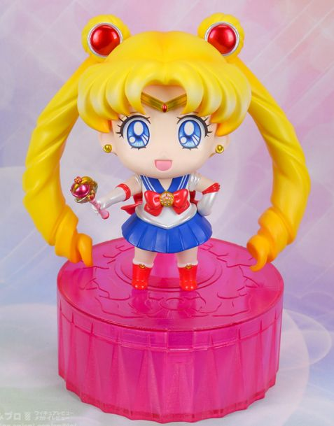 Sailor Moon Petit Chara DX Mini Figure