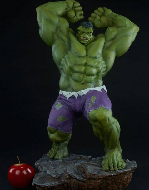 Sideshow Avengers Assemble - Hulk