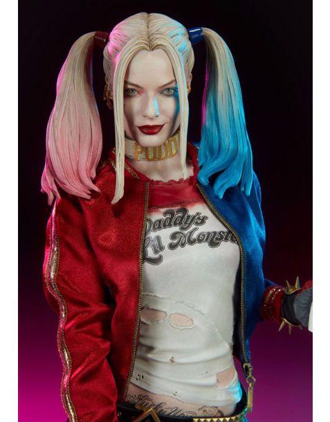 Sideshow Suicide Squad Premium Format Figure Harley Quinn