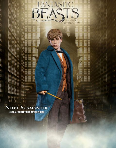 Star Ace Toys Action Figure Fantastic Beasts - Newt Scamander
