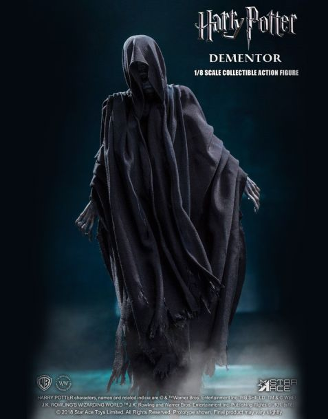 Star Ace Toys Action Figure Harry Potter and the Prisoner of Azkaban - Dementor