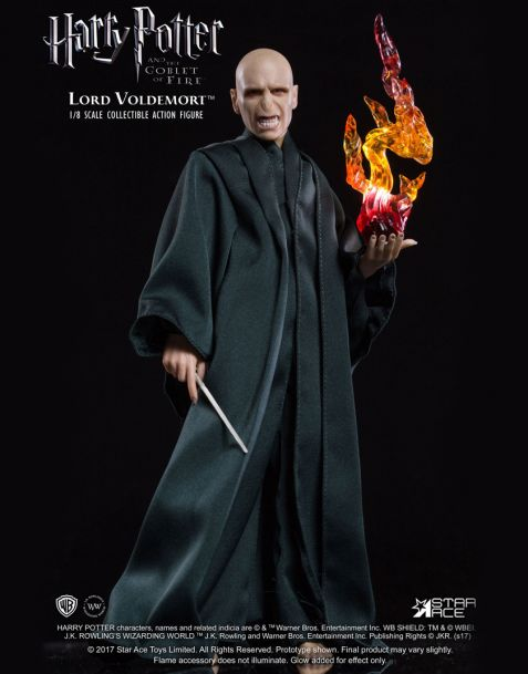 Star Ace Toys Action Figure Harry Potter - Lord Voldemort