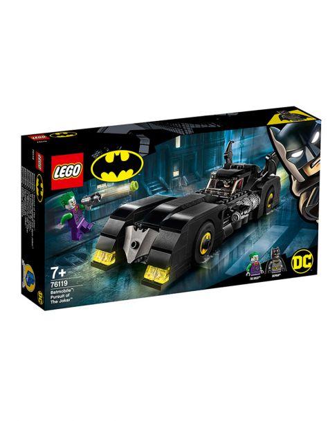 LEGO Batman - Batmobile Inseguimento Joker 76119