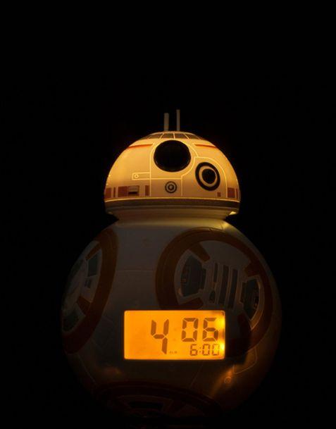 Sveglia Star Wars BB 8 dettaglio