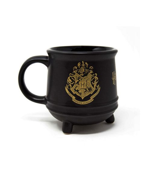 Tazza 3D Harry Potter - Hogwarts Crest