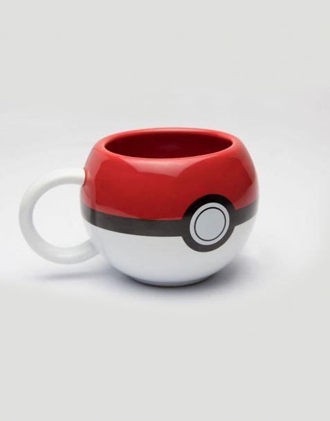 Tazza 3D Pokémon - Poké Ball
