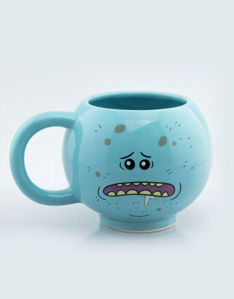 Tazza 3D Rick & Morty  - Mr Meeseeks