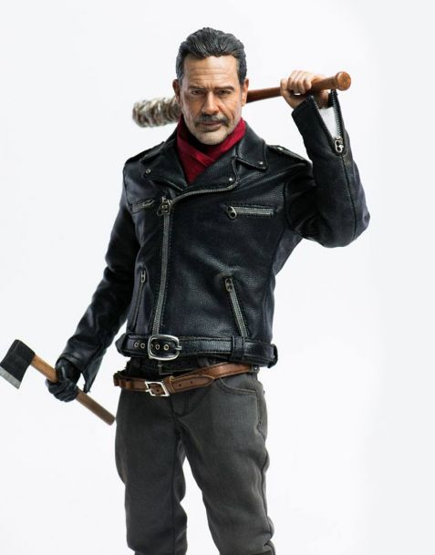 Threezero The Walking Dead Action Figure Negan