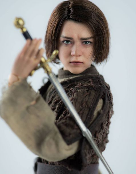Threezero Game of Thrones Action Figure Arya Stark