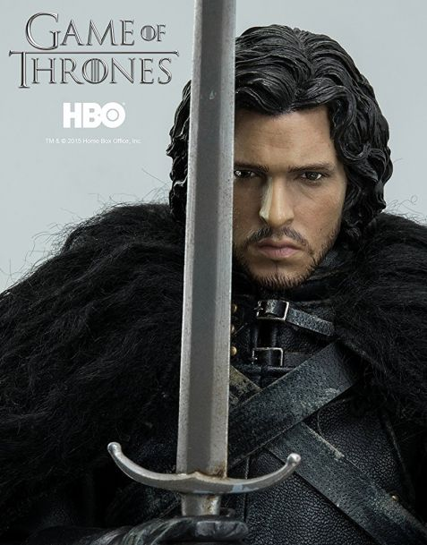 Threezero Game of Thrones Action Figure Jon Snow