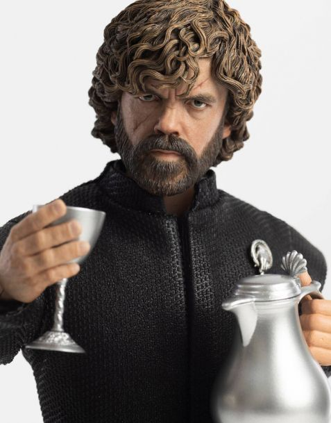 Threezero Game of Thrones Action Figure Tyrion Lannister