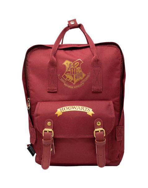 Zaino Harry Potter Hogwarts rosso